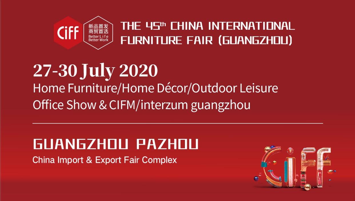 CIFF Furniture fair Guangzhou