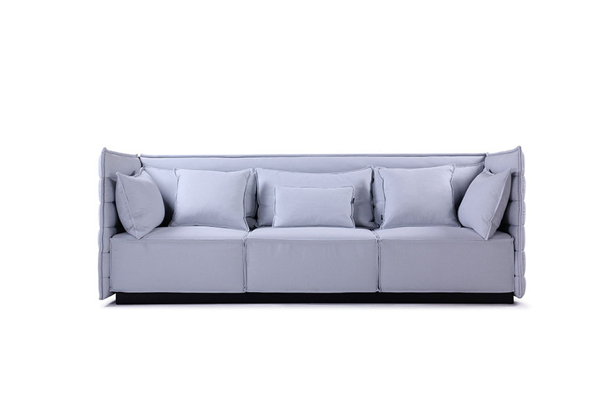 sofa with high back S975